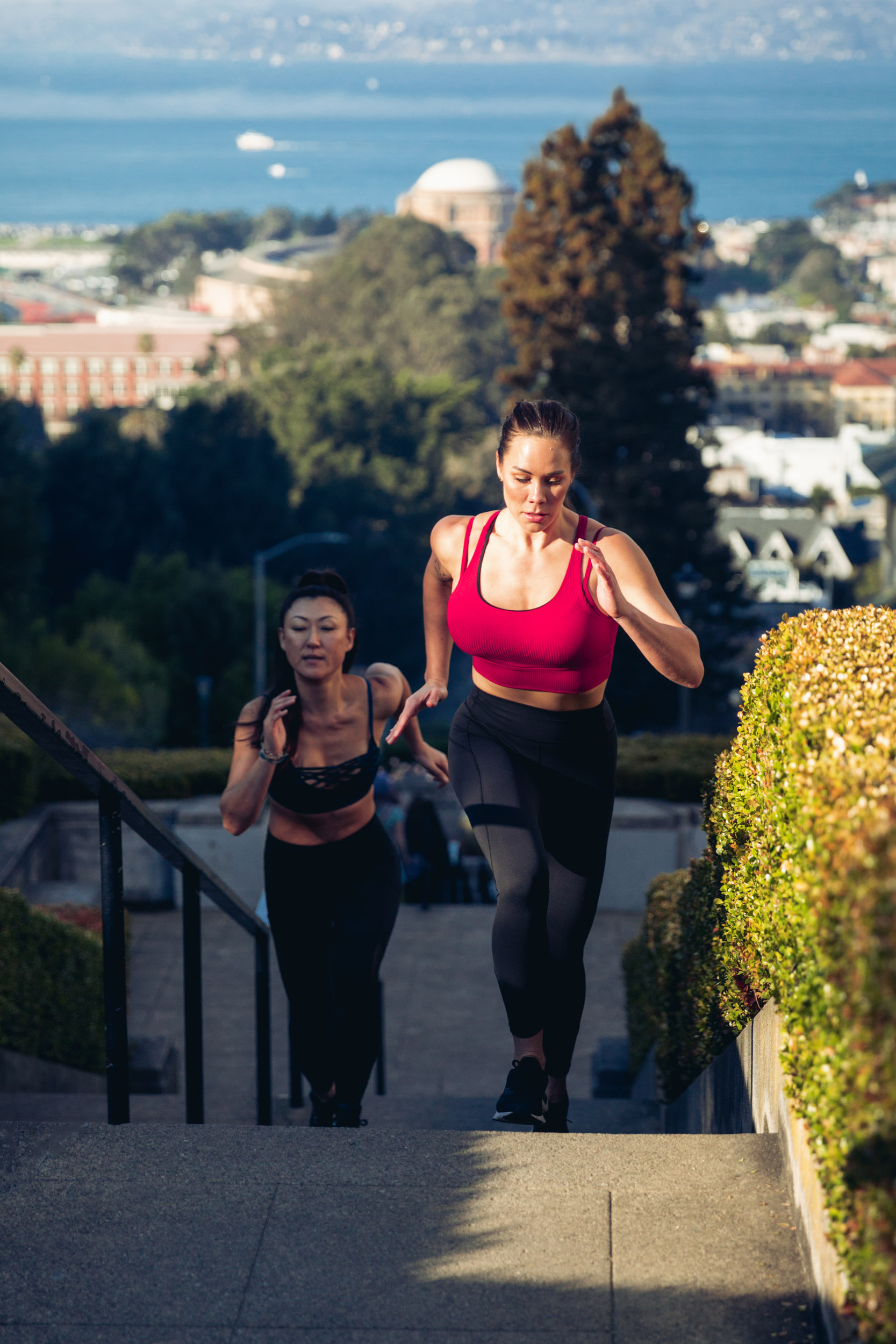 fitness photographer san francisco
